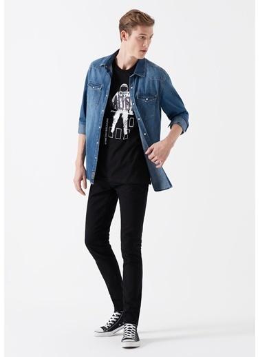 Mavi Leo  Jean Pantolon Siyah